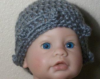 Newborn Helm Hat Photo Prop Great Gift