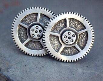 Cufflinks - Cuff Links - Industrial Gear