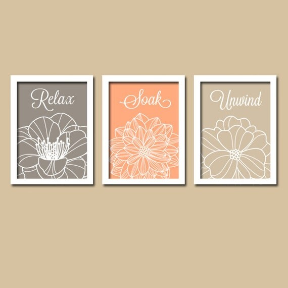 Https Etsy Com Listing 130533177 Bathroom Wall Art Prints Bathroom Decor