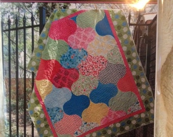 Lantern Festival Quilt Pattern by Fresh Cut Quilts