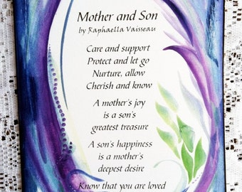 Mother To Son Quotes And Poems Mother And Son Quotes ...