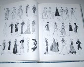 The World of Fashion An Introduction Vintage 1970s Book by Leonard G. Rubin
