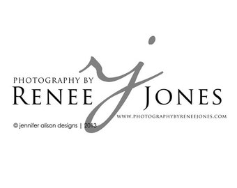 Premade  Business Logo Design and Watermark