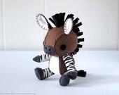 PRE-ORDER: Zonkey Plush Art Doll, Panyin