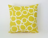 Yellow Pillow Cover Decorative Pillow 8 Sizes Available Cushion Covers Couch Pillows
