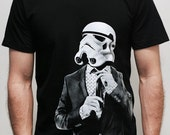 Star Wars Smarttrooper - Mens t shirt, Star Wars t shirt , Storm trooper t shirt, mens t shirt, gift for dad, graphic t shirt, fathers day