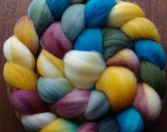 Storybook Spinning Fiber Superwash Merino