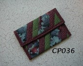 Quilted Coin Purse (CP036)