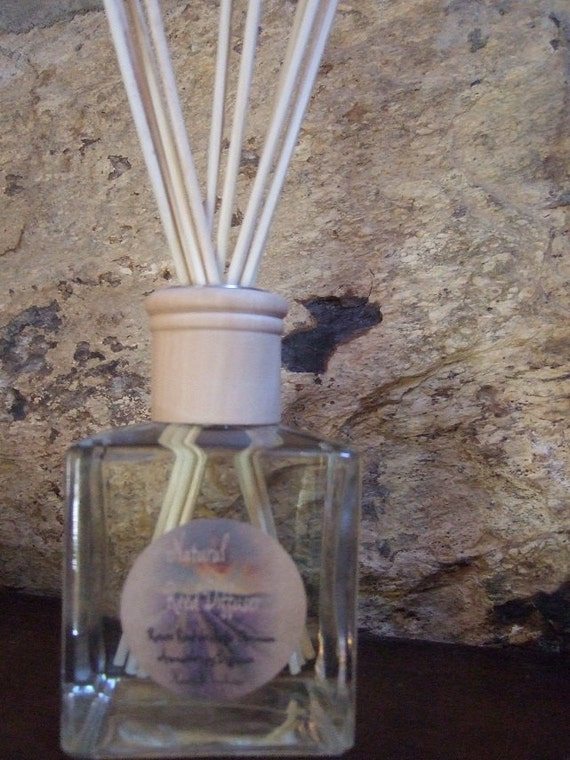 custom scented reed diffuser you choose the by heartjcreations
