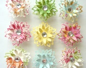 Saint Brieuc  - decorative memo clips - made to order