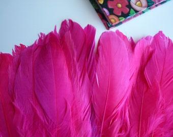 VOGUE GOOSE NAGOIRE  Bright Hot Pink, Neon Fuchsia  /  462