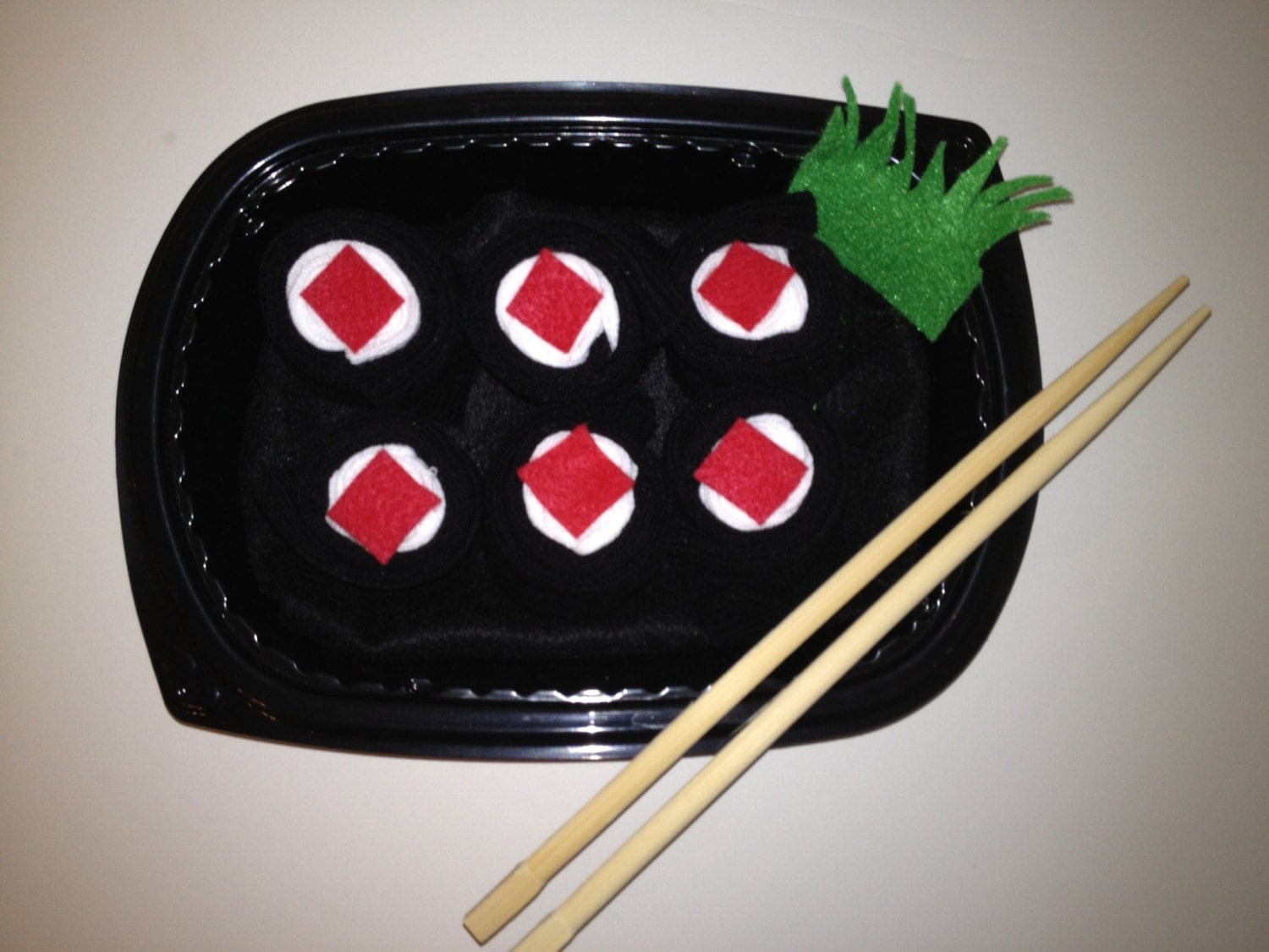wee bit trendy  handmade faux treats for baby sock n roll sushi, Baby shower