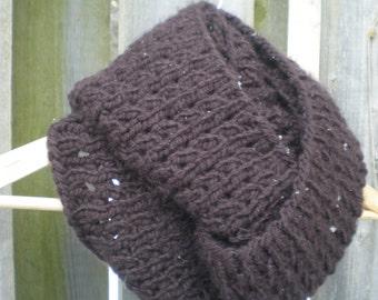 Rising Vines Cowl Knitting Pattern, PDF Pattern, Knit Cowl Pattern, Circular Scarf Pattern