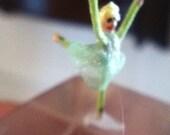 Micro-miniature Ballerinas - 144th scale dolls - OOAK