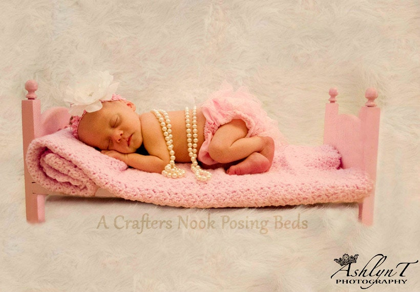 Diy Baby Bed Prop