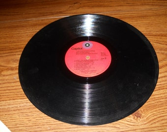NAT KING COLE Vinyl Record for clock or  bowl or project