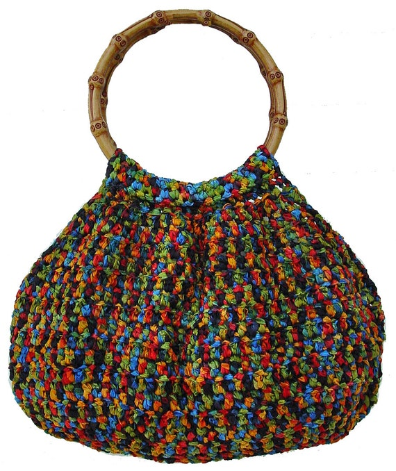 Yarn Bag Pattern : All Bags & Purses