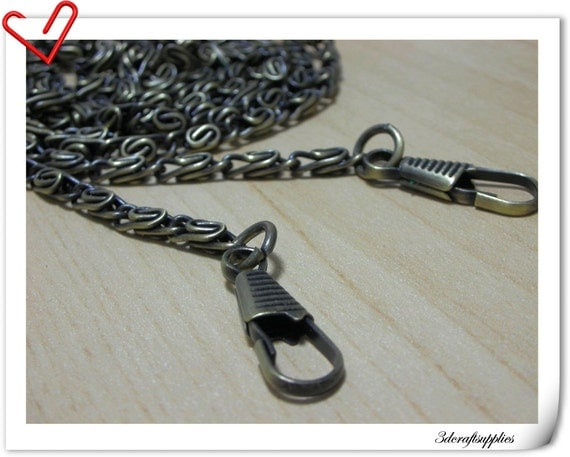 40 cm anti gold Chain Links purse links bag chain purse chain K26