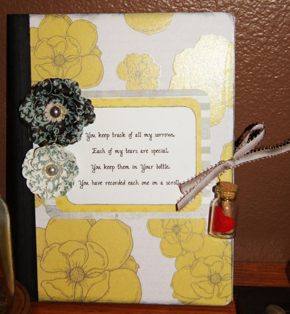 Altered Composition Notebook  Great as a Journal, Bible Study Book, Doodles...