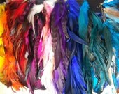 Extra Feather color stands for my ear cuffs