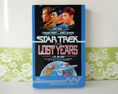 Vintage 1989 Star Trek The Lost Years Cassette Tapes Audio Book Leonard Nimoy James Doohan JM Dillard