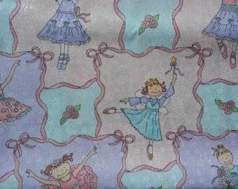 Shopping Cart Safety Harness - Pirouette Princess Dancing Ballet Princess