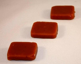 Orange Caramels 12 ounces Wrapped