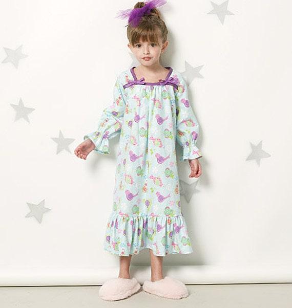 Pajama Nightgown Pattern Retired Make Pajamas