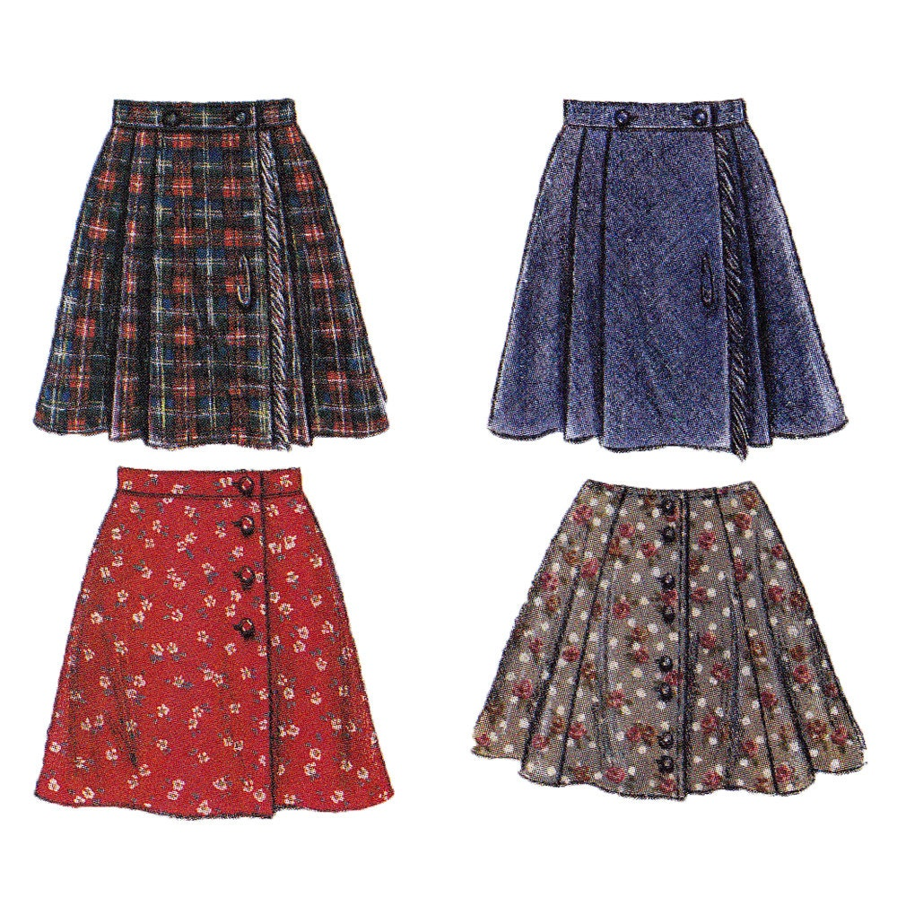Awesome Skirt Patterns To Sew Womens Pdf Skirt Pattern