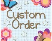Custom Apron Listing for areigner29