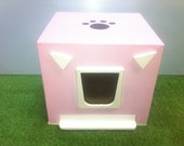 Insulated Outdoor Cat House, bed, shelter, furniture