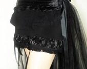 Bustle Skirt Faerie Tulle (Custom Made)