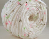 T Shirt Yarn- Neon Confetti 60 Yards