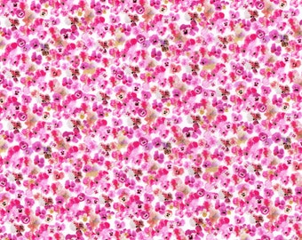 Liberty Tana Lawn Fabric Saeed Pink Fat Quarter