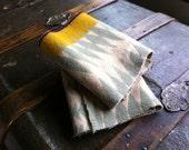 Geometric Boot Cuffs: Pendleton Wool Legwarmers