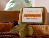 Spiced Bay Rum Handmade Soap Cold-Process Bar