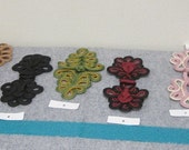 De-stash Medium Sized Chinese Frog Closure Macrame Buttons - Fabulous Decorative Closure - 9 Selections