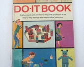 McCall's Golden Do It Book, Crafts, Projects, and Activities for Children, Vintage Book 1960