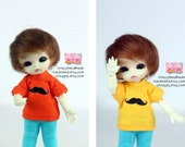 A148 - T-shirt for Pukipuki / felix brownie doll