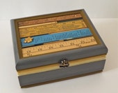Jewelry Box -- Upcycled, Creatively Restored