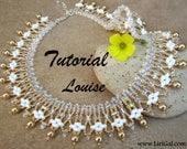 Louise SuperDuo-Rulla Necklace PDF Tutorial