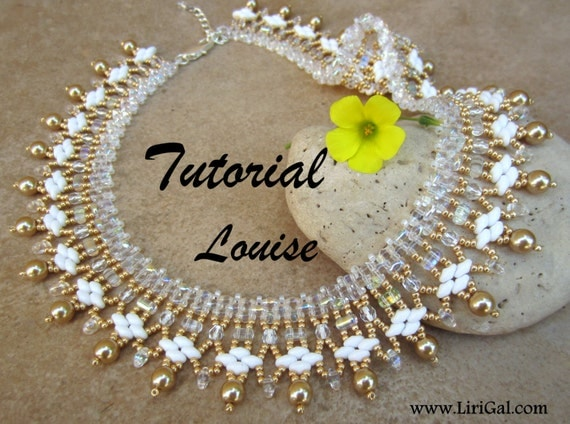 Tutorial Louise SuperDuo - Rulla Necklace PDF