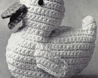 Easter Egg-Bunny-Quacker 3 Patterns- 2 Crochet - 723151