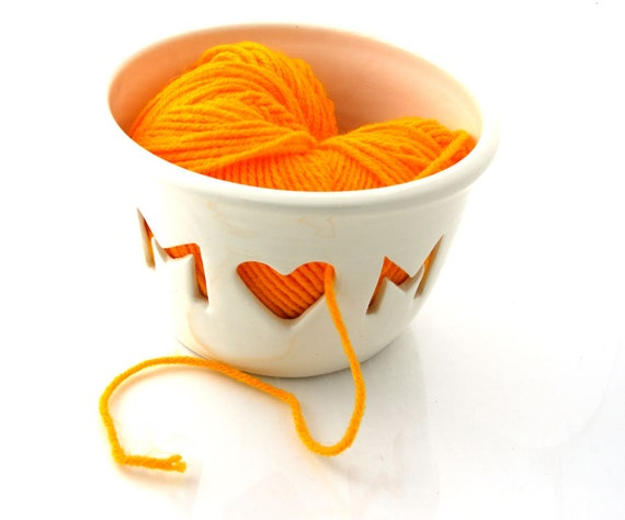 Mom Yarn Bowl Knitting Crotchet Bowl Mom Mothers Day Gift