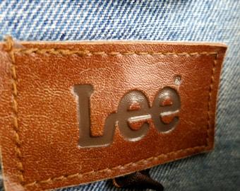 The Classic Lee Denim Jacket