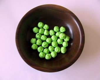 Lime Green Chartreuse Wedding Seed Bombs - Lime Green Wedding Seed Bomb