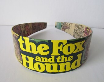 The Fox and the Hound Headband
