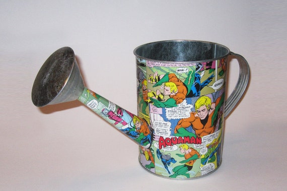 Aquaman Watering Can