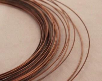 Copper Wire Solder 18ga 4 Foot Package