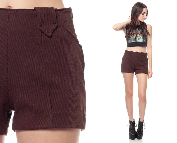 Find brown high waisted shorts at ShopStyle. Shop the latest collection of brown high waisted shorts from the most popular stores - all in one place.